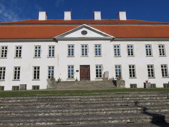 Puhalepa, Estland: Front of the house