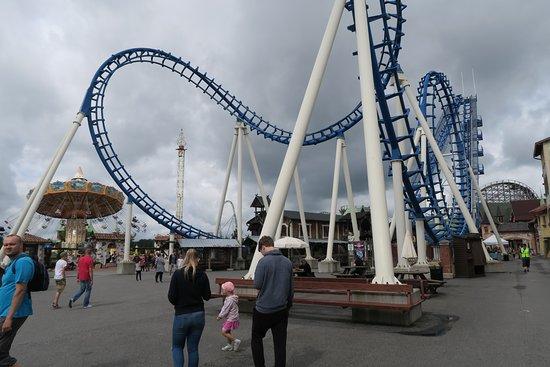 Härmä, Suomi: Blue Coaster