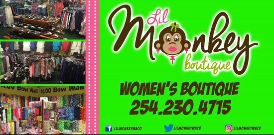 Lil Monkey Boutique
