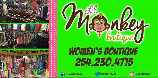 Lil Monkey Boutique