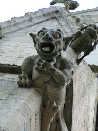 Detail, Ely Cathedral