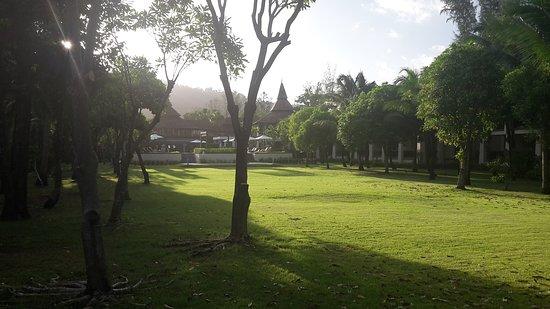 Layana Resort and Spa: Friedliche Hotelanlage
