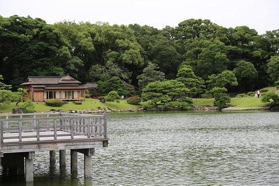 Hamarikyu Trädgården: Hama Rikyu Gardens