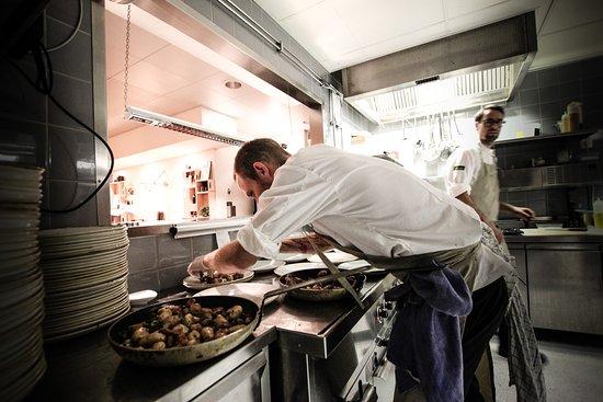 Skara, Швеция: Köket