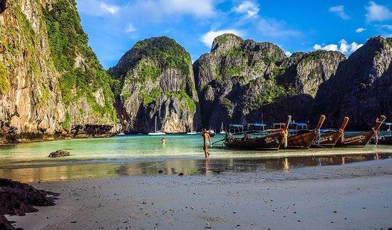 Επαρχία Φανγκ Νγκα, Ταϊλάνδη: залив Майя Бей