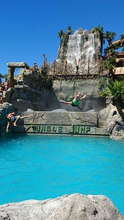 Jungle Jump - Picture of Aqualandia, Jesolo - TripAdvisor