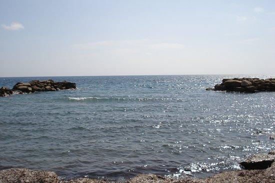 Agios Theodoros, Zypern: Ayios Theodoros Beach