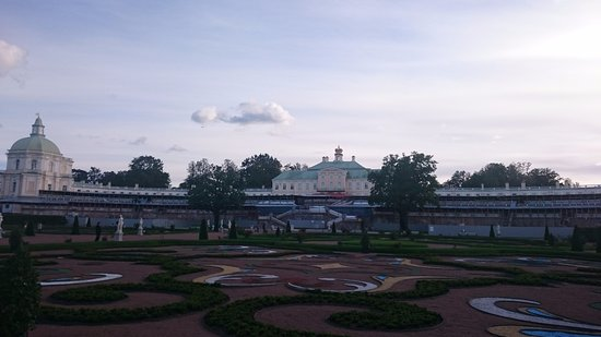 Lomonosov, Rusia: Дворцово-парковый ансамбль «Ораниенбаум»