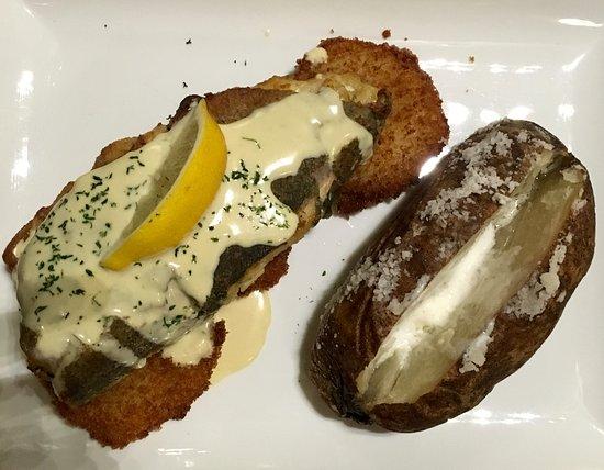 Gastonia, NC: Crab Stuffed Trout