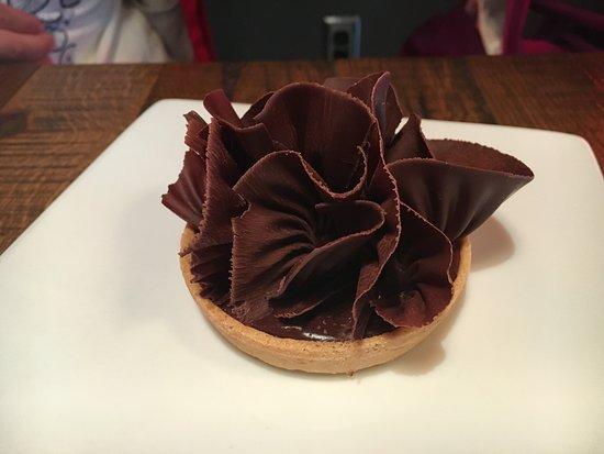Coco Love: chocolate tart