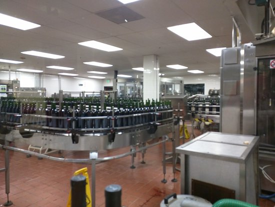 Оуквил, Калифорния: bottle proces
