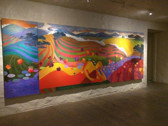 Оуквил, Калифорния: painting