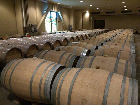 Оуквил, Калифорния: barrel rooms
