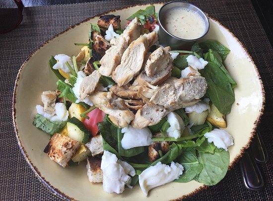 Frostburg, MD: Panzanella Salad