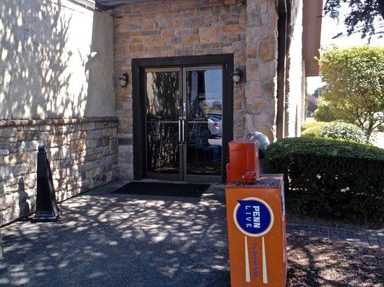 Carlisle, Pensilvania: Entrance