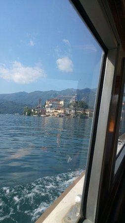 San Giulio Island: 20160828_112830_large.jpg