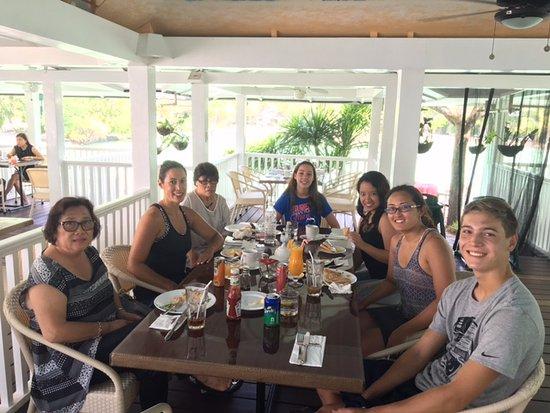 Plantation Bay Resort And Spa: Kilamanjaro restaurant