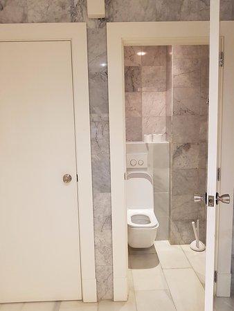Hotel JS Alcudi-Mar: In the lobby toilets. Door handle broken in a 4 star hotel.