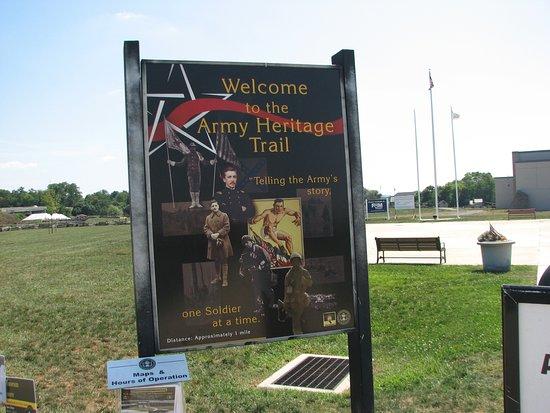 Carlisle, Pensilvania: Trail