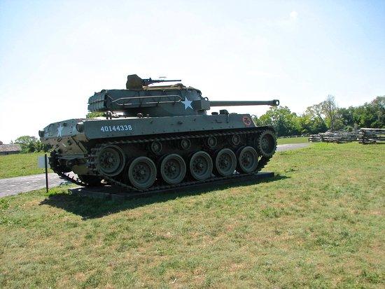 Carlisle, Pensilvanya: Tank