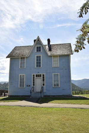Cataldo, ID: Parish House