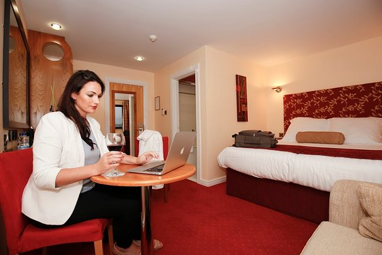 Fivemiletown, UK: Superior Room
