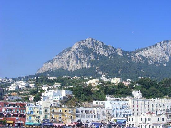 Mount Solaro: Capri