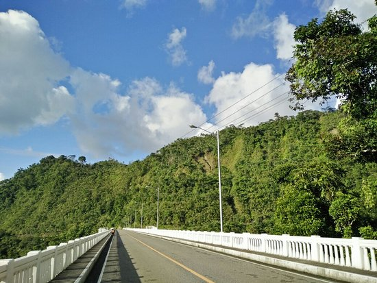 Sogod, Philippines: Highest bridge in the Philippines