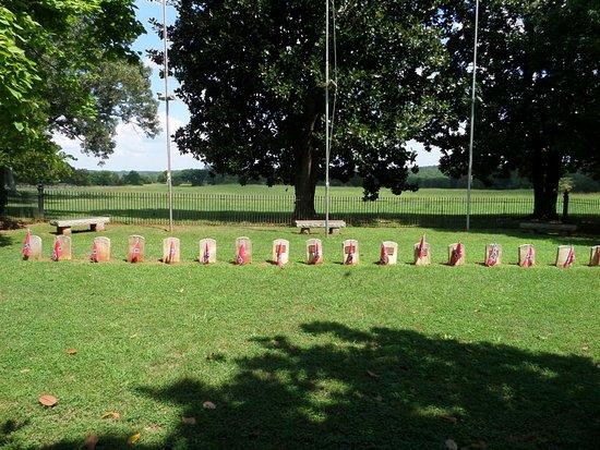 Appomattox, VA: Cemetery