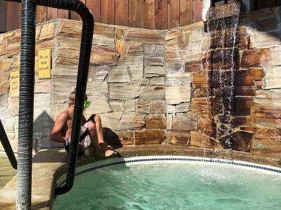 Ainsworth Hot Springs Resort Picture