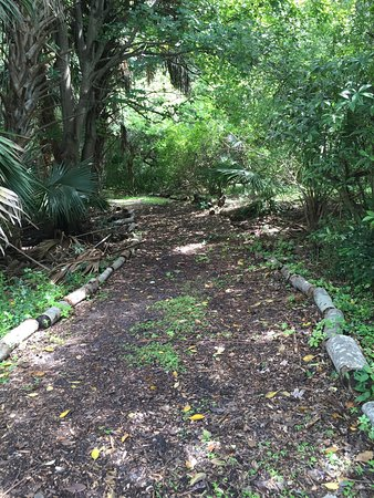 North Miami, FL: Walking paths