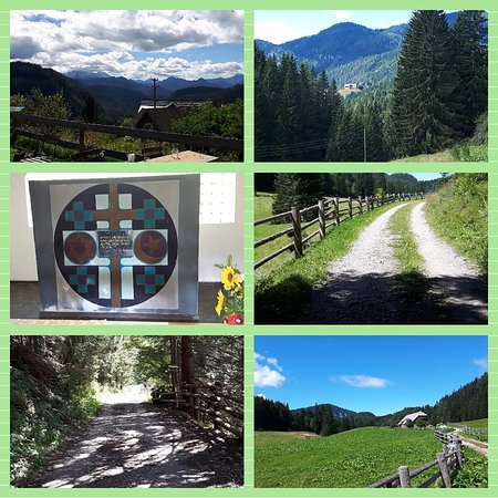 Eisenkappel, Österrike: nähere Umgebung von Alpengasthof Riepl