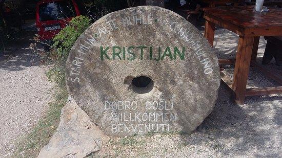 Skradin, Kroatië: agriturismo