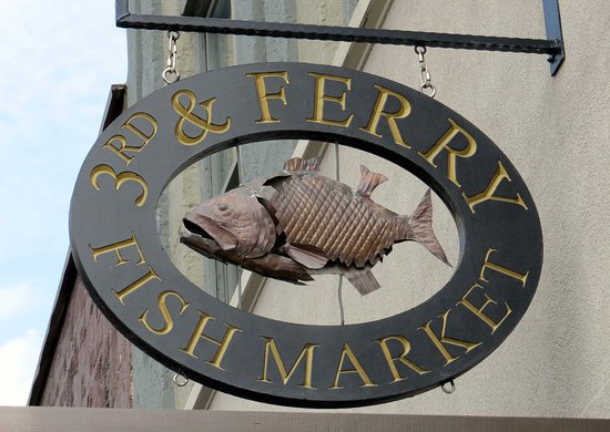 Easton, PA: 3rd & Ferry Fish Market