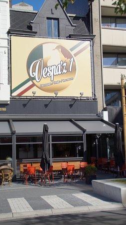 Roeselare, Belgien: Vespa'z 1