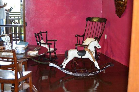 จอร์จทาวน์, เกาะแกรนด์เคย์แมน: Main Room at San Pedro house