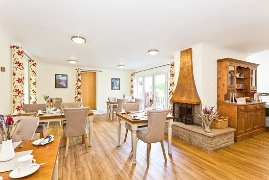Kendal, UK: Breakfast room