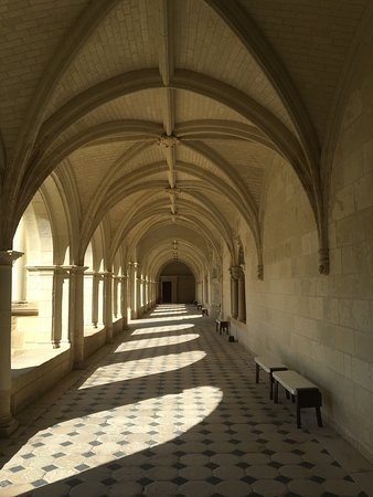 Fontevraud-l'Abbaye, Francia: photo1.jpg