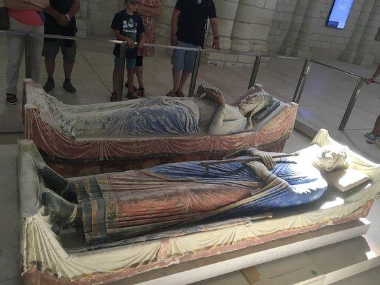 Fontevraud-l'Abbaye, Frankrike: photo5.jpg