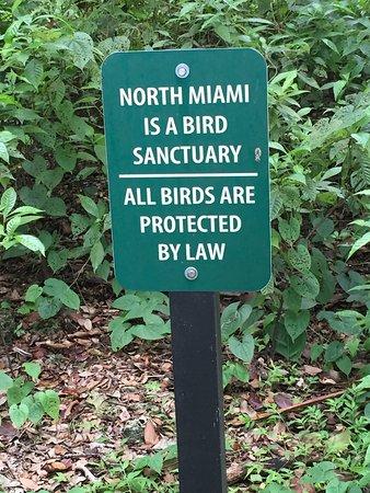 North Miami, FL: Walking trails