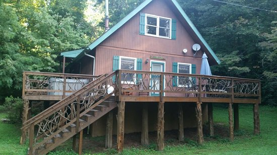 Asheville Cabin Rentals: 20160827_093326_large.jpg