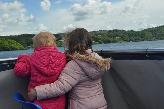 Bowness-on-Windermere, UK: lol our grandie's
