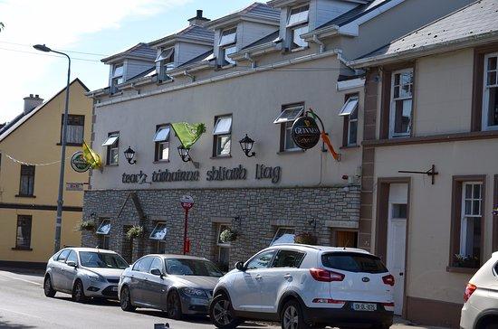Carrick, Ιρλανδία: Slieve League Lodge