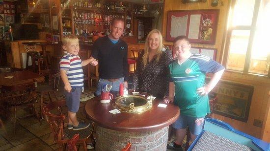 Harrys Bar & Gastro Pub: 20160826_163234_large.jpg