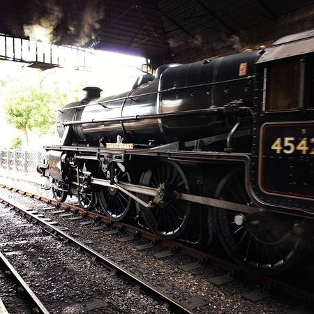 Pickering, UK: North Yorkshire Moors Railway
