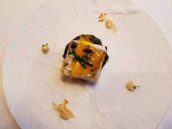 Villabuena de Alava, إسبانيا: dish