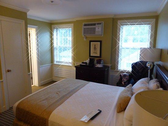 Concord, MA: View to bath room