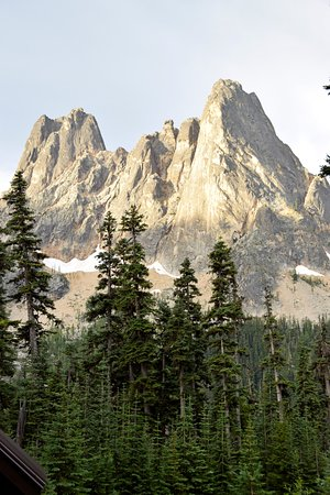 Marblemount, WA: Washington Pass