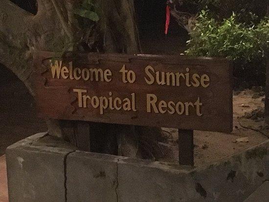 Sunrise Tropical Resort: photo2.jpg