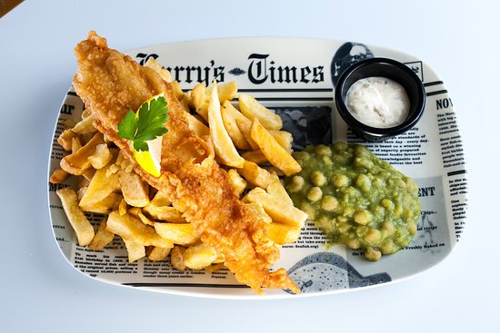 Dorset, UK: Iconic Fish & Chips